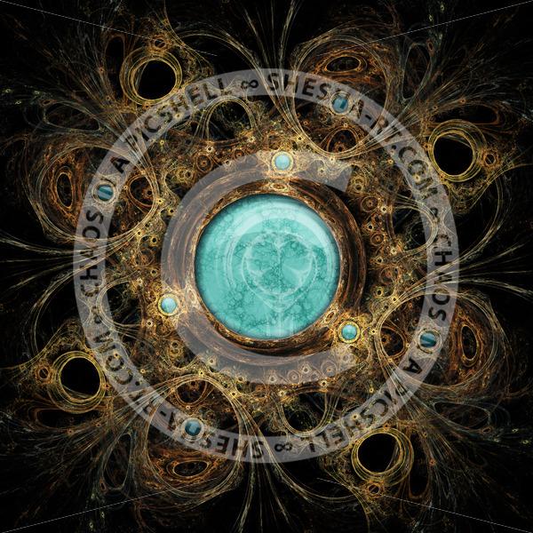 Cosmic jewelry - shesha_rt